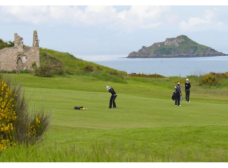 Golf Pléneuf Val André