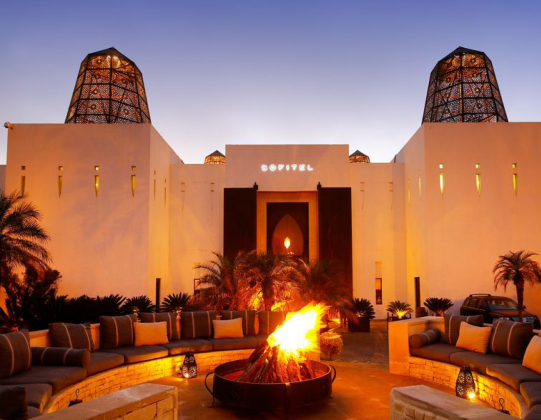 Hôtel Sofitel Agadir Royal Bay Resort 5*