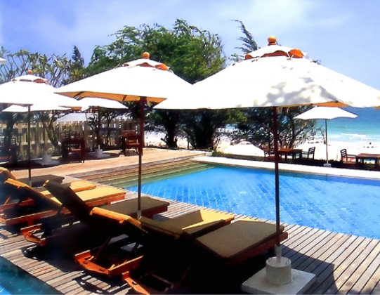 Baan Bayan Beach Resort Hua Hin 4*