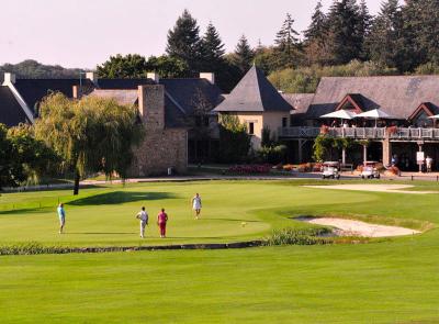 BRITAIN : Saint Malo Golf Resort 3* - Three golf courses