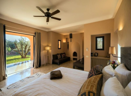 Oasis Lodges Marrakech - Lodge 2 chambres / 4 personnes